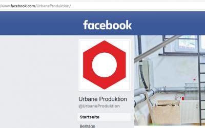 Urbane Produktion bei Facebook