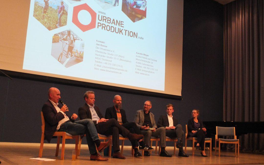 Bochumer Stadtgespräche zu Urbaner Produktion