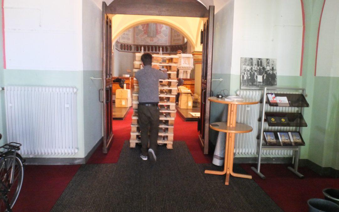 Die Vorbereitungen für das LutherLAB laufen auf Hochtouren