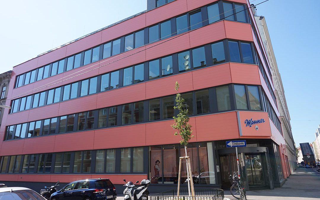 Joseph Manner & Comp AG, Wien