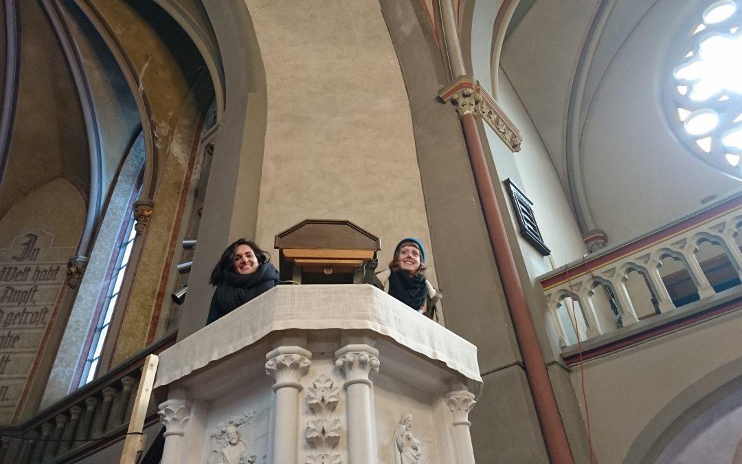 Nutzungskonzept für die Lutherkirche in Arbeit