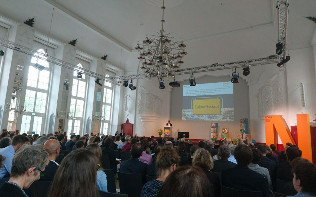 Fona-Forum 2018: Zukunftsstadt