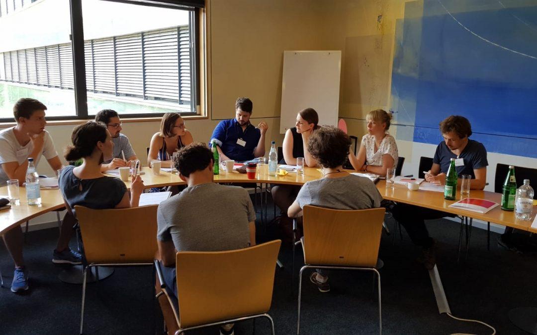 UrbaneProduktion.Ruhr beim Jungen Forum der ARL – Eine gespielte Gerichtsverhandlung
