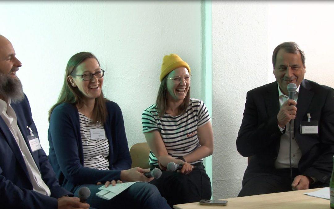 Jetzt auf Youtube: UnternehmerInnen erzählen