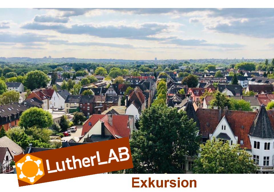 Auch im LutherLAB geht es weiter – anstehende Exkursion am 21. März 2020 (verschoben)