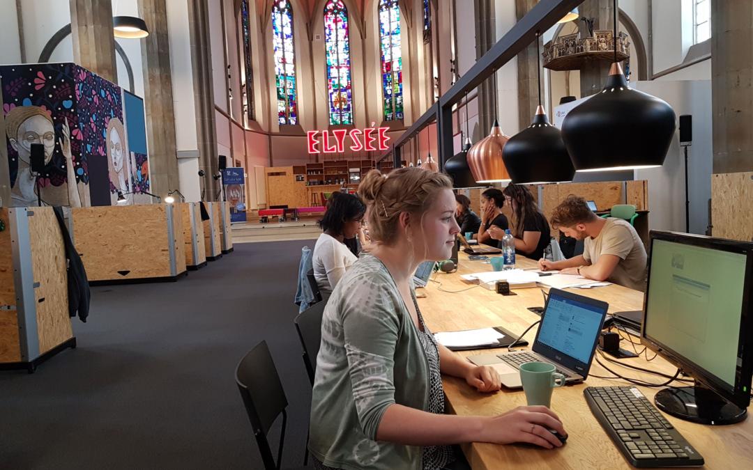 Was ist der Charme und das Potential einer Kirchenimmobilie? – Gespräch mit Iris Wilhelmi und Norbert Hermanns über die Entwicklung der digitalChurch in Aachen