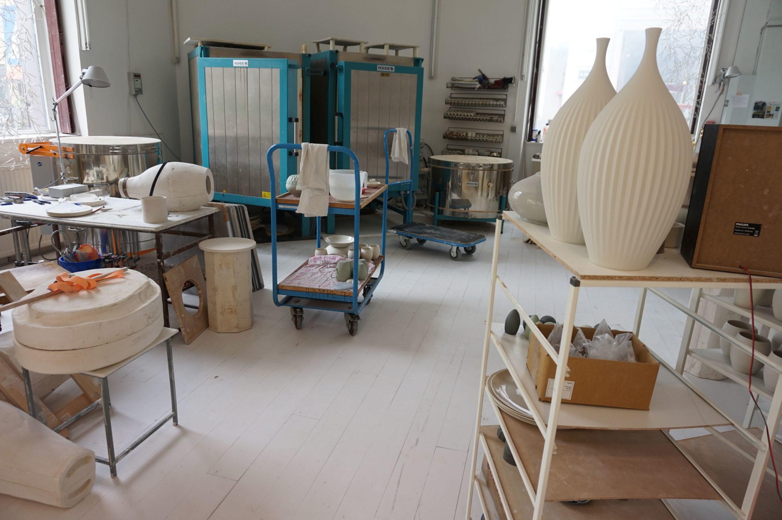 Handwerkliche Werkstatt