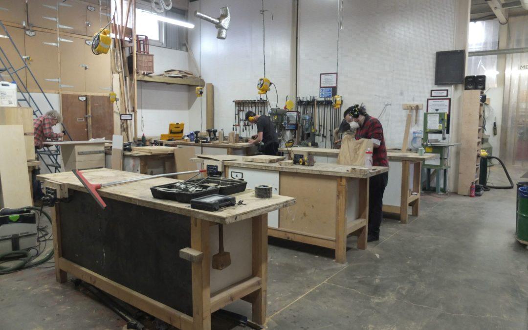 Offene Werkstatt