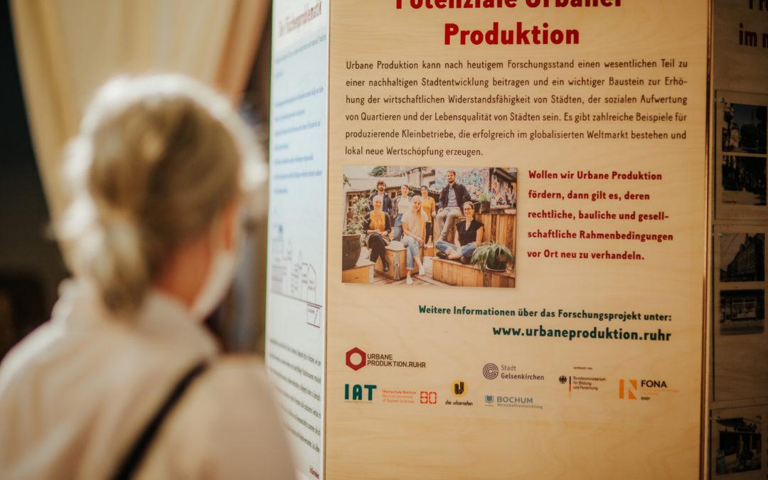 Nächster Halt der Ausstellung: Bochum Wattenscheid