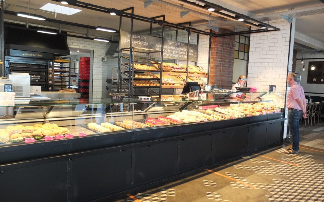 Bäckerei Zipper GmbH – Umnutzung einer Kirche zur Backstube und Kaffeerösterei
